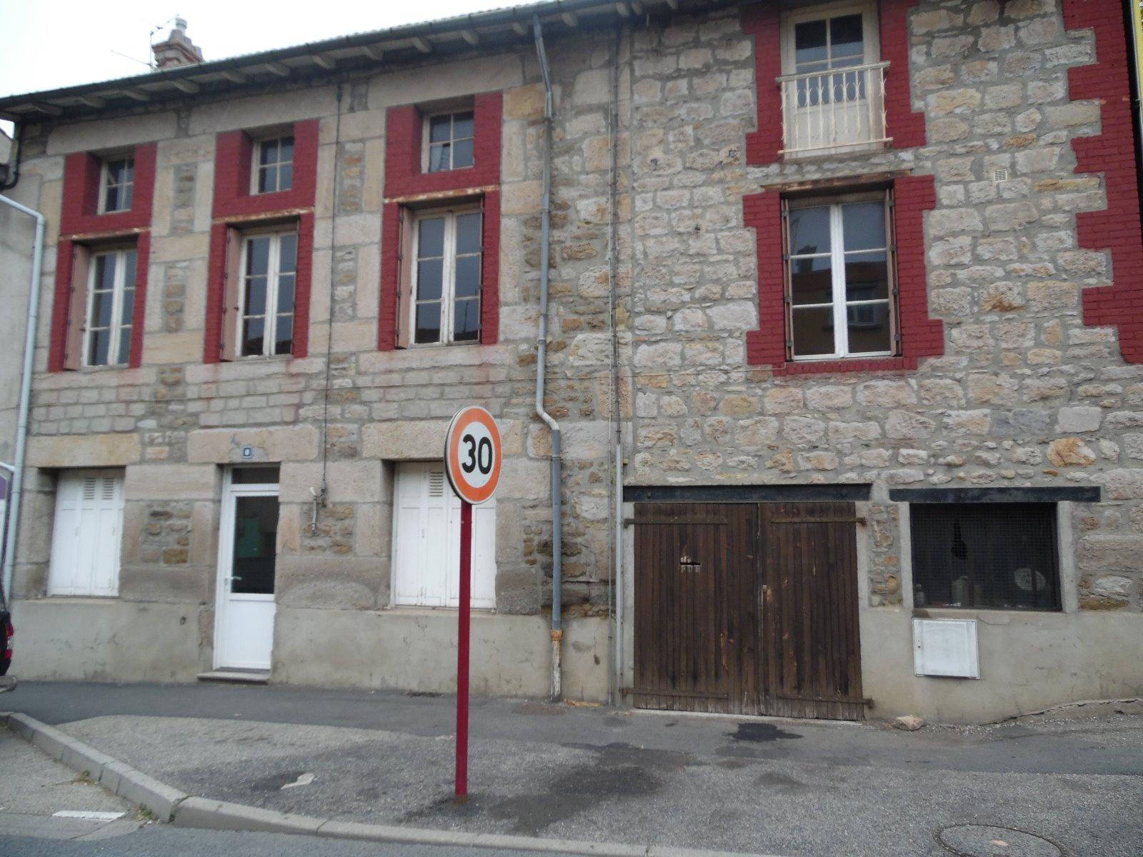 Annonce vente maison saint jean bonnefonds 42650 90 m for Maison saint jean lille